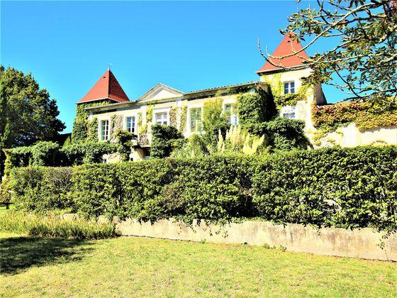 Vente maison 16 pièces 785 m2