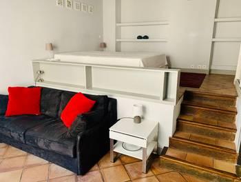 Appartement meublé 2 pièces 24,87 m2