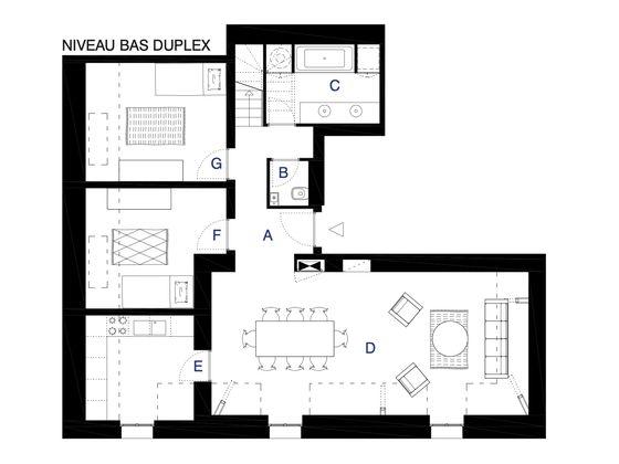 Vente appartement 4 pièces 109,2 m2