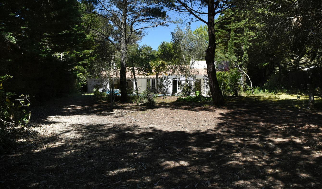 Maison avec piscine et jardin Les Portes-en-Ré