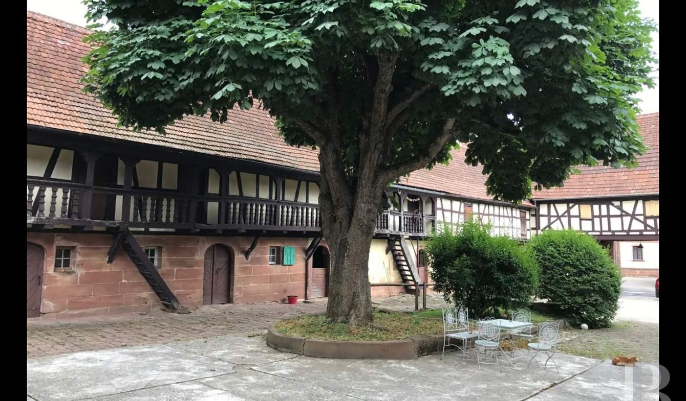 Corps de ferme Strasbourg