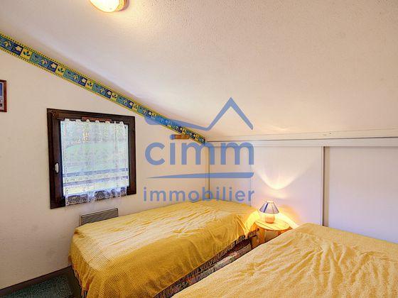 Vente duplex 3 pièces 40 m2