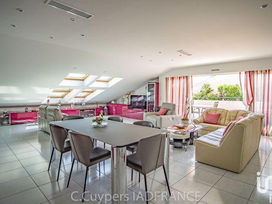 Vente appartement 5 pièces 172 m2