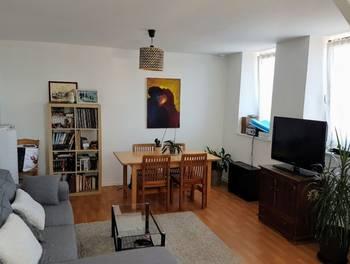 Appartement 3 pièces 63,72 m2