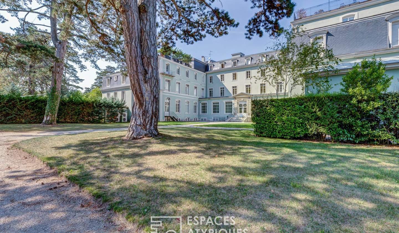 Appartement avec terrasse et piscine Etrembières