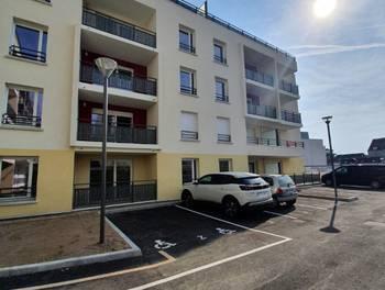 Appartement 3 pièces 65,38 m2
