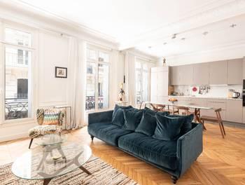 Appartement meublé 4 pièces 119,39 m2