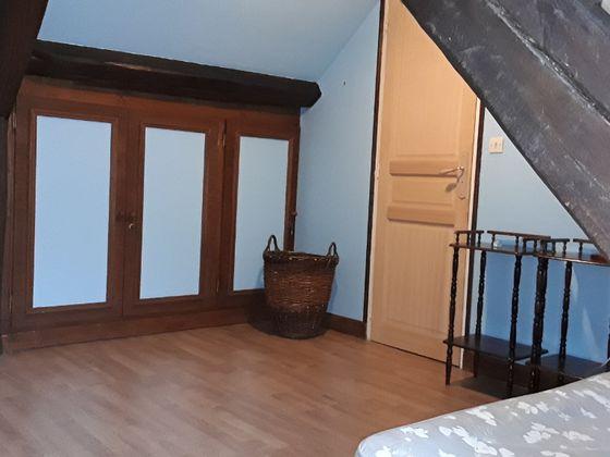 Location maison meublée 2 pièces 63 m2