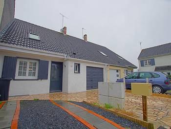 Maison 4 pièces 94,43 m2