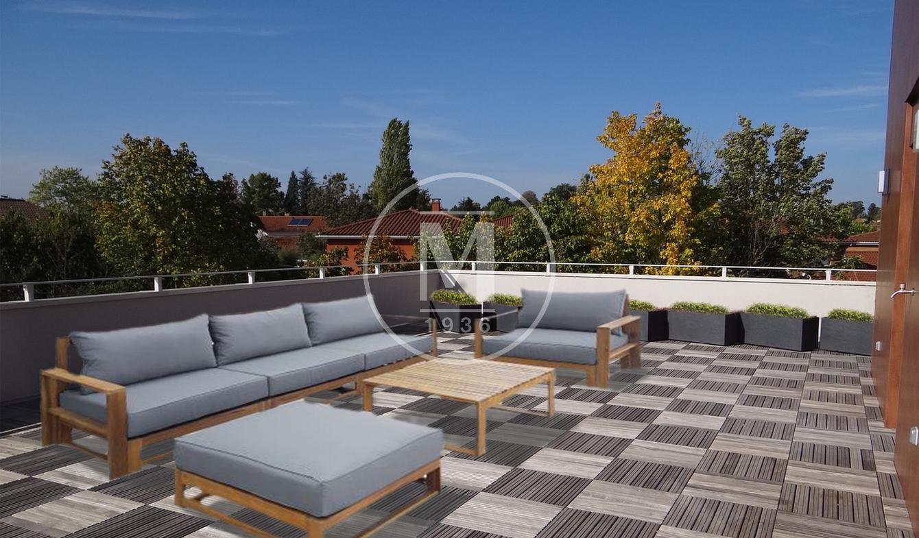 Appartement avec terrasse Dardilly