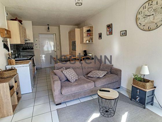 Vente appartement 2 pièces 30,61 m2