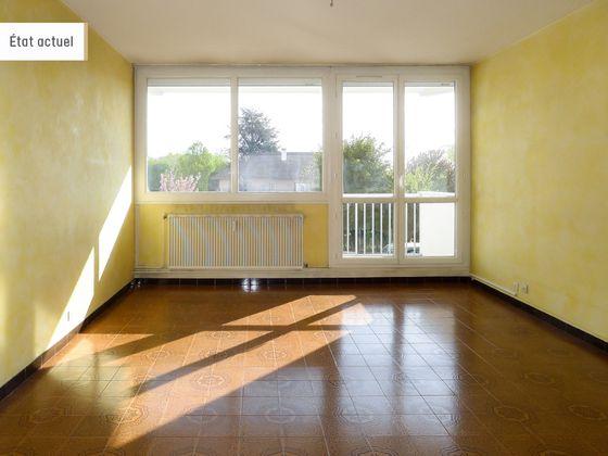 Vente appartement 3 pièces 80,27 m2