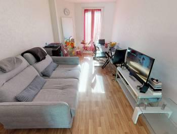 Appartement 3 pièces 56,99 m2