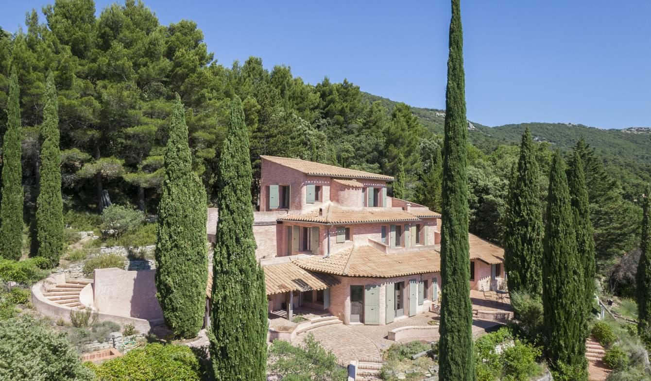 Villa avec terrasse Le Barroux