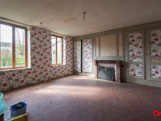 Vente maison 7 pièces 117,49 m2