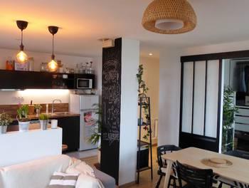 Appartement meublé 3 pièces 52,98 m2