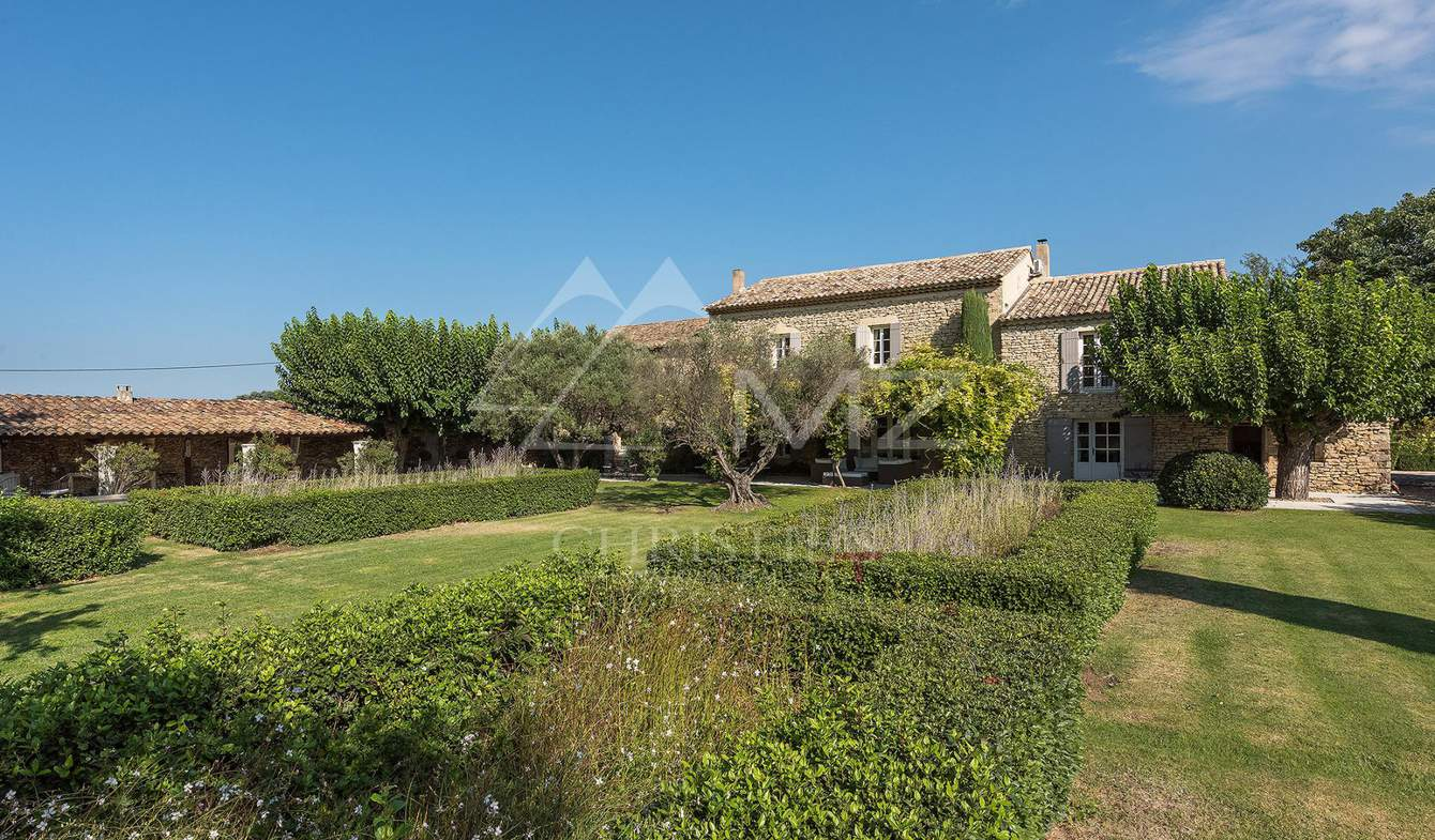 Property with pool Gordes