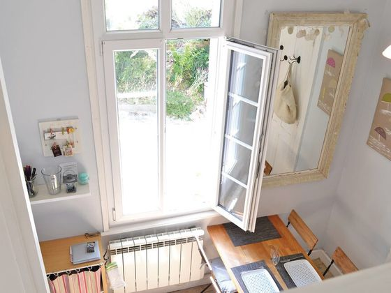 Vente studio 16,76 m2