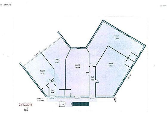 Vente divers 64 m2