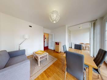 Appartement meublé 2 pièces 43,37 m2