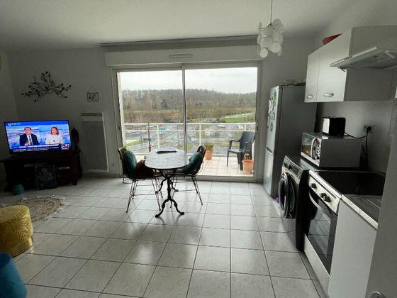 Location appartement 3 pièces 58,96 m2