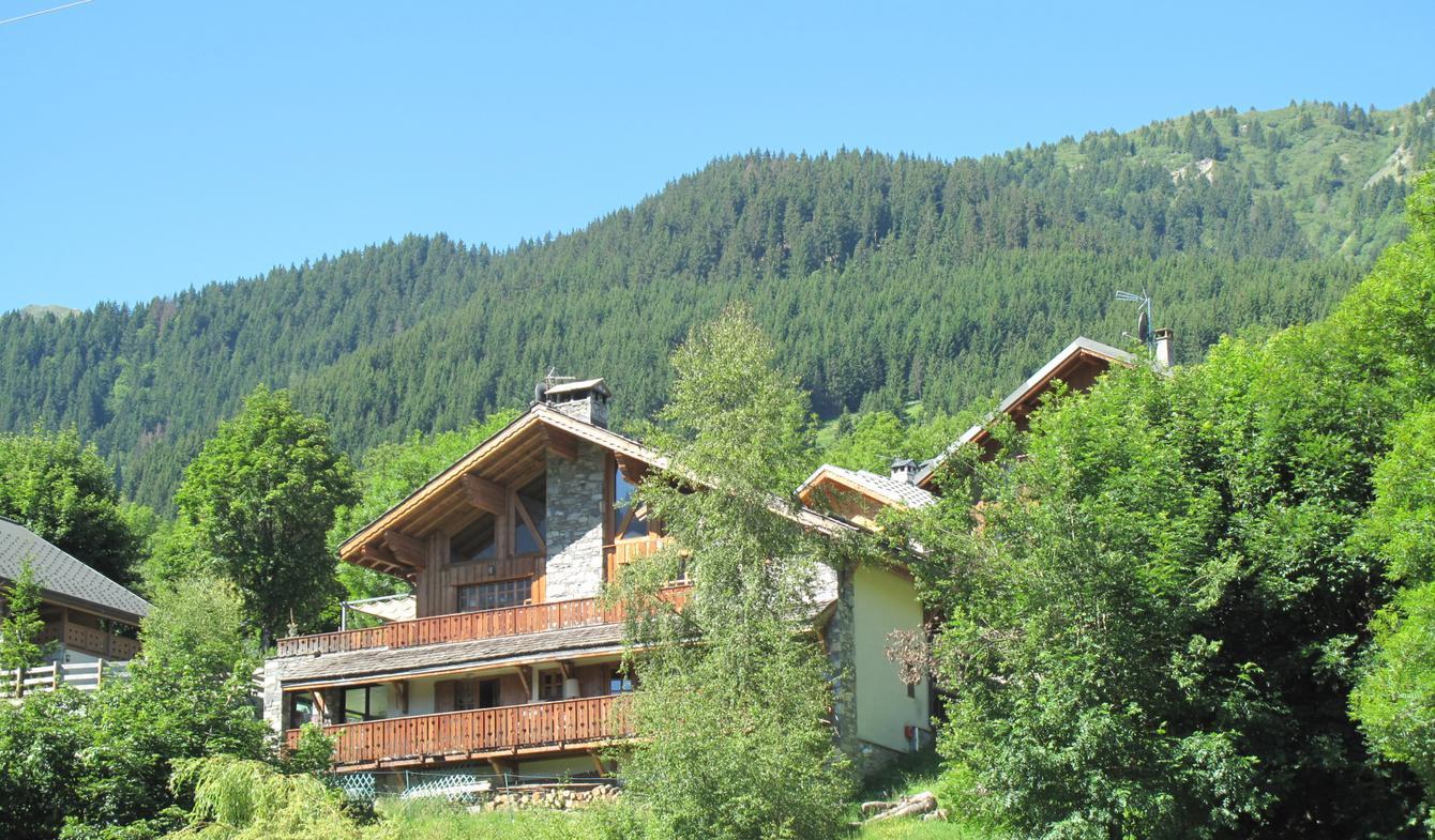 Chalet with terrace Méribel-les-Allues