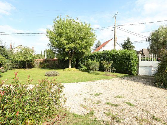 Vente maison 6 pièces 133,26 m2