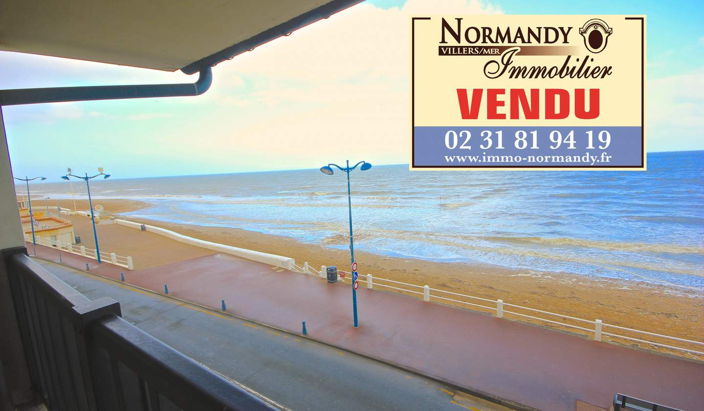 Appartement avec terrasse Villers-sur-Mer