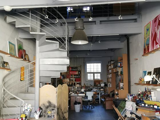 Vente loft 170 m2