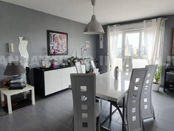 Appartement 5 pièces 76,5 m2