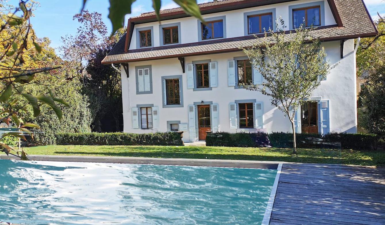 Maison avec piscine et terrasse Divonne-les-Bains