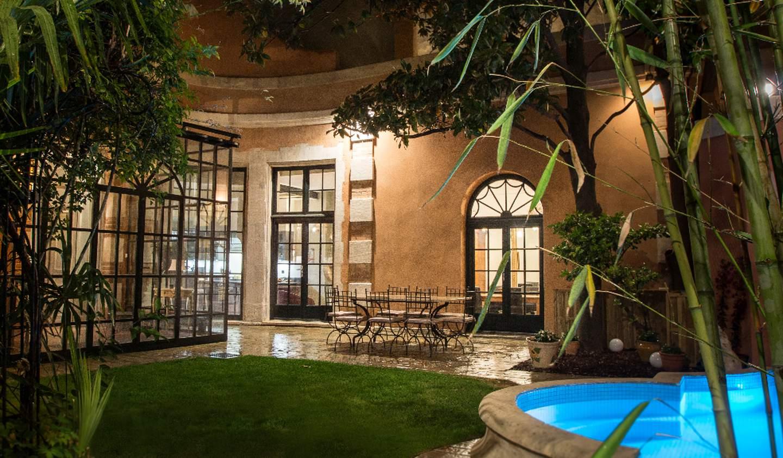 Propriété avec piscine Avignon