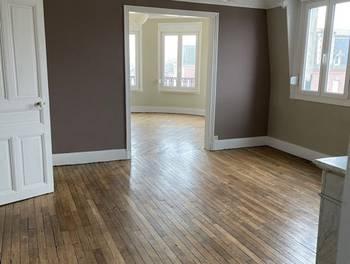Appartement 3 pièces 87,85 m2