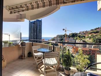 Appartement 2 pièces 50,7 m2