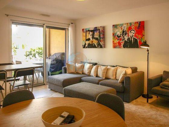 Vente appartement 3 pièces 58,38 m2