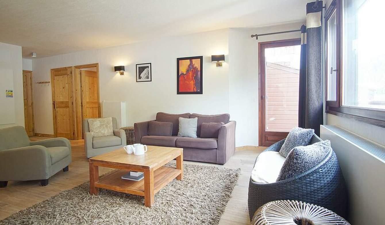 Appartement Vallorcine