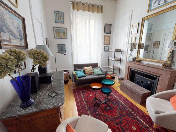 Vente appartement 2 pièces 61,47 m2