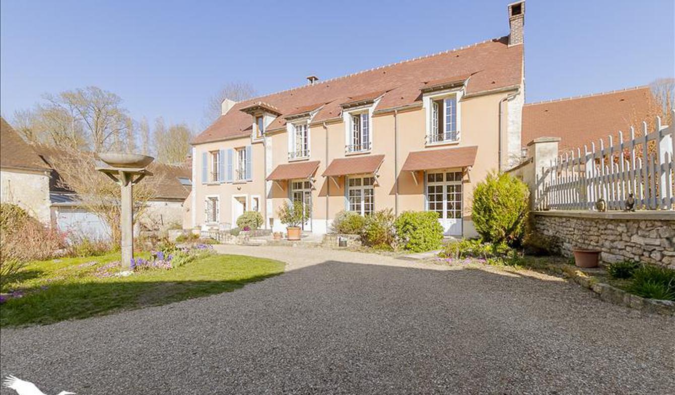 Maison Auffreville-Brasseuil