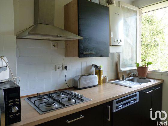 Vente appartement 5 pièces 82 m2