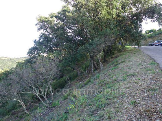 Vente terrain 1575 m2