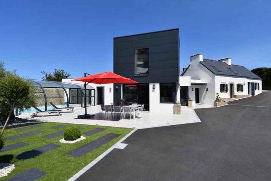 Location Vacances Maison De Luxe Bretagne  Maison De Prestige