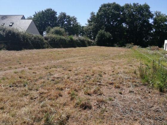 Vente terrain 1260 m2
