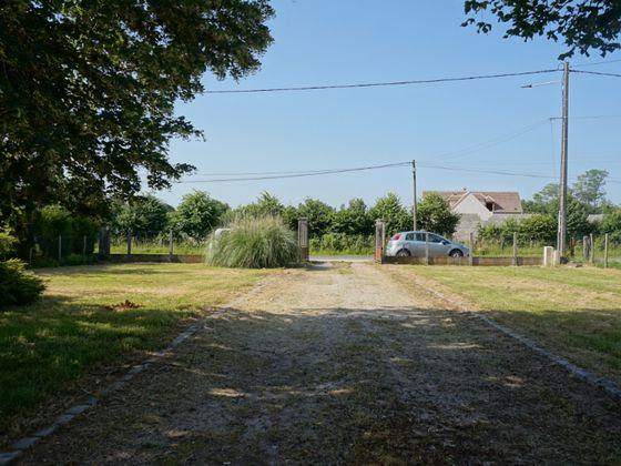 Vente terrain 2180 m2
