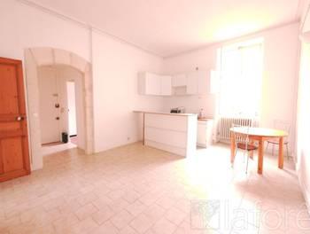 Appartement 3 pièces 45,67 m2