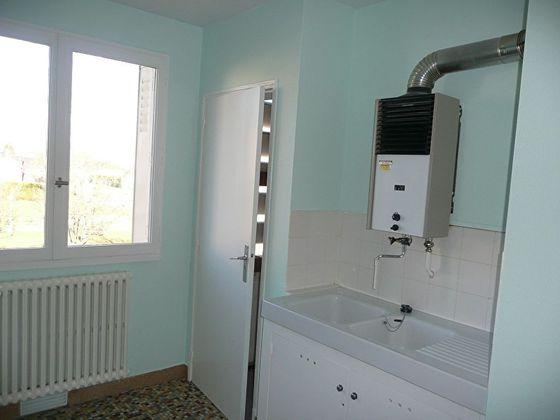 Vente appartement 3 pièces 58,23 m2