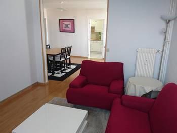 Appartement meublé 4 pièces 74 m2