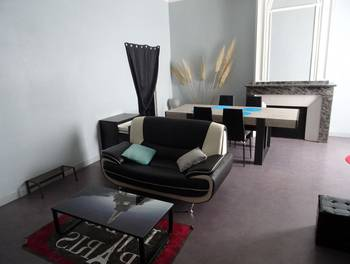 Studio meublé 40,07 m2
