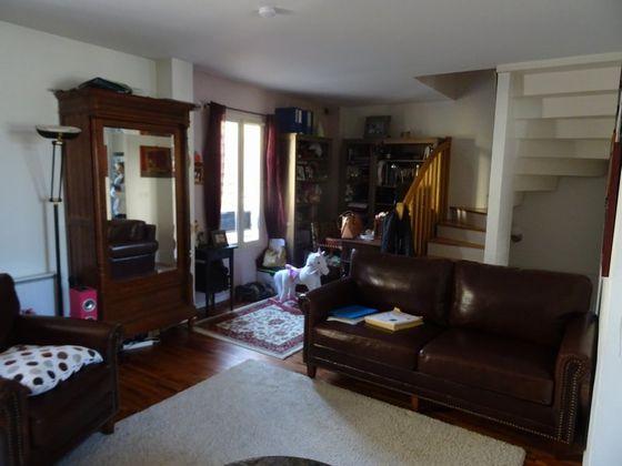 Vente appartement 6 pièces 100,59 m2