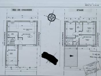 Villa 6 pièces 87 m2