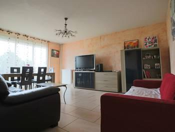 Appartement 4 pièces 83,17 m2